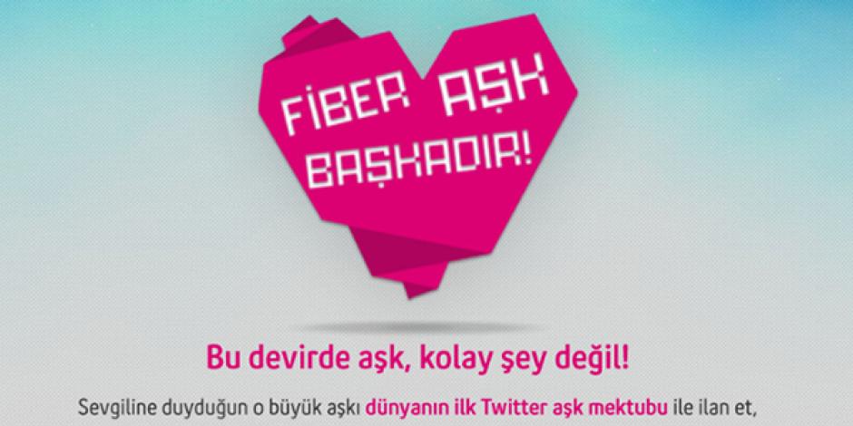 Turkcell Superonline Sevgililer Günü'nde Dünyanın İlk Twitter Aşk Mektubunu Yazıyor
