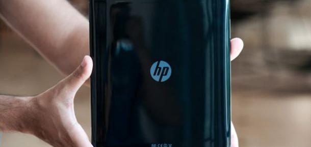 HP Yarım Kalan Tablet Macerasına Android ile Devam Edecek