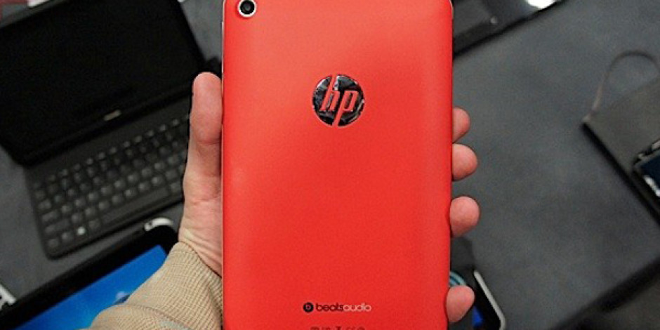 HP Tablet Sektörüne 169 Dolar Fiyatlı Slate 7 ile Dönüş Yaptı