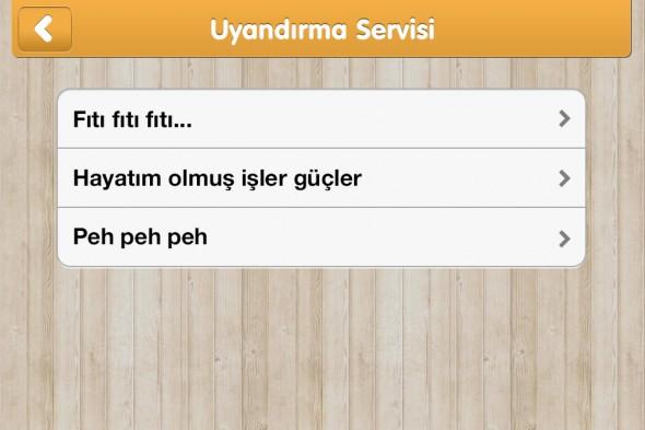 İşler Güçler iOS Uygulaması