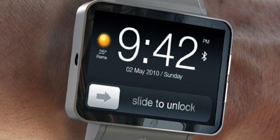 Apple'ın Akıllı Saati İçin 100 Kişilik Bir Ekip Çalışıyor