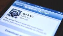 Apple iPhone 4S'e Yönelik iOS 6.1.1 Güncellemesini Yayınladı