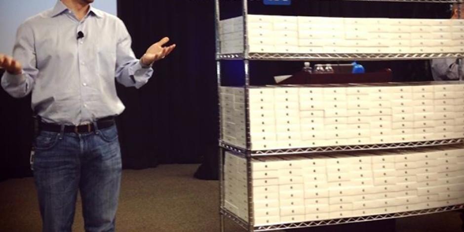 LinkedIn CEO'su Jeff Weiner'dan Çalışanlarına iPad mini Jesti