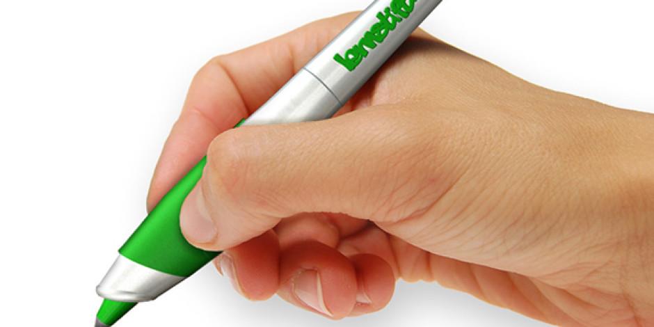 Yazım ve İmla Hatalarını Titreşimle Uyaran Akıllı Kalem: Lernstift