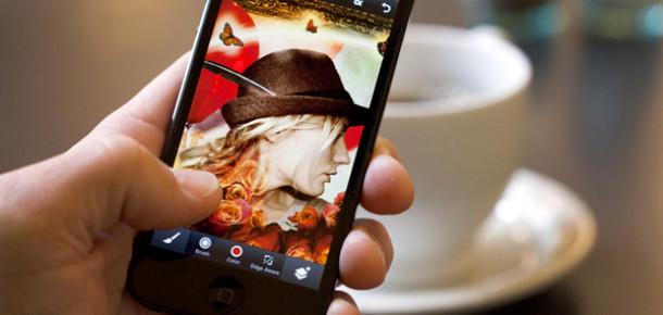 Photoshop'u Artık Akıllı Telefonlardan da Kullanmak Mümkün