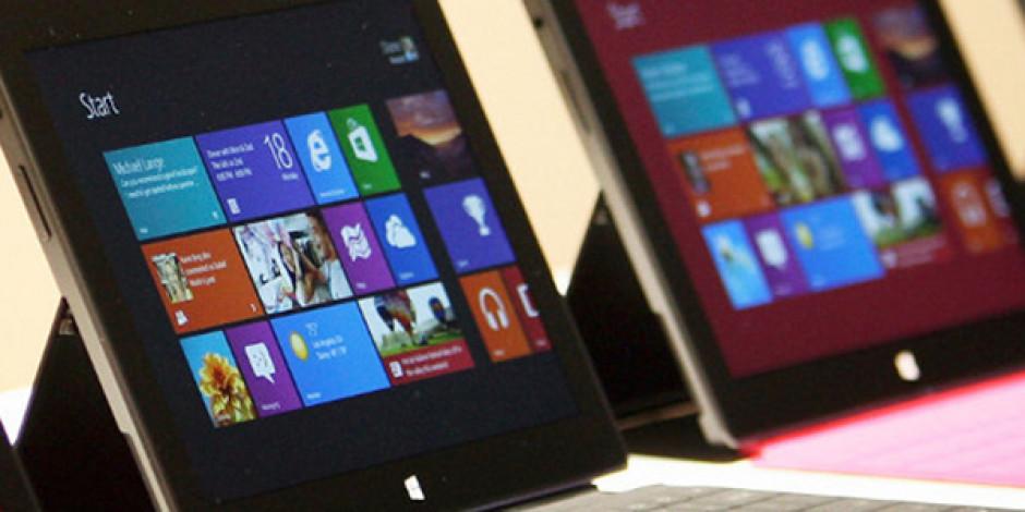 Microsoft Surface Pro'nun Gördüğü Büyük İlgi Stokları Tüketti
