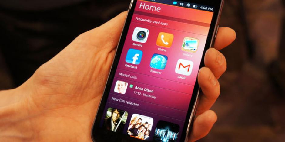 Ubuntu Akıllı Telefonlar Ekim Ayında Geliyor