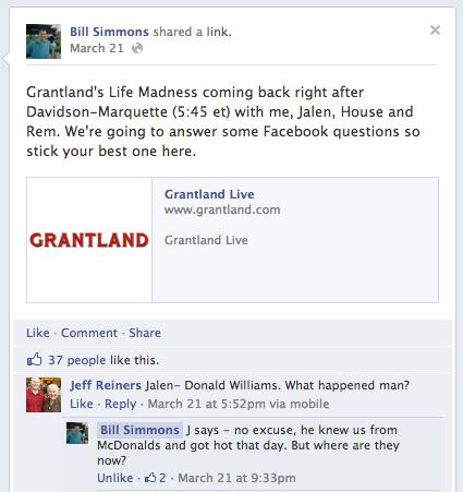 Facebook Yorumlara Cevap Verme