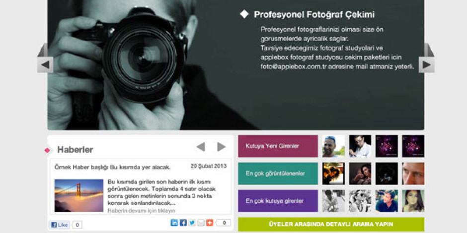Applebox: Medya Çalışanları İçin Dijital Buluşma Rehberi