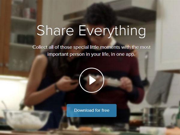'Çiftlere Özel Facebook' Sloganıyla Yola Çıkan Couple Bir Milyon Kullanıcıya Ulaştı