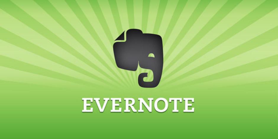 Evernote Hacklendi, 50 Milyon Kullanıcının Şifresi Sıfırlandı