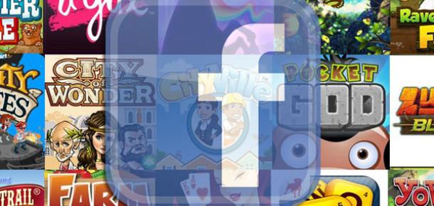 Facebook'tan Güncel Sosyal Oyun Rakamları