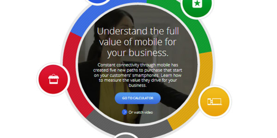 Google'dan Mobile Yatırım Yapan İşletmeler İçin Yeni Araç