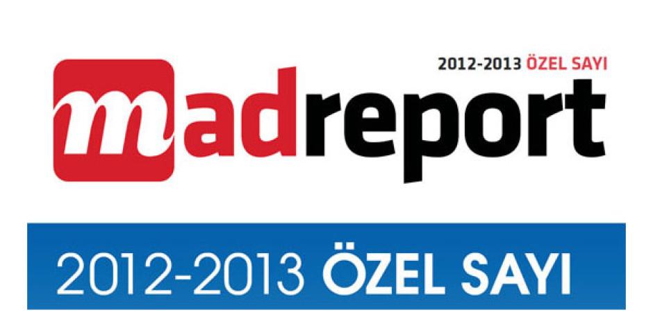 madreport 2012 – 2013 Özel Sayısında Facebook ve Twitter Mobil Reklamları Anlatılıyor