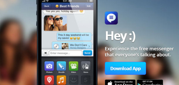 Android ve iPhone'un Yeni Fenomeni: MessageMe