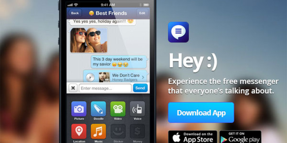 Android ve iPhone'un Yeni Fenomeni: MessageMe