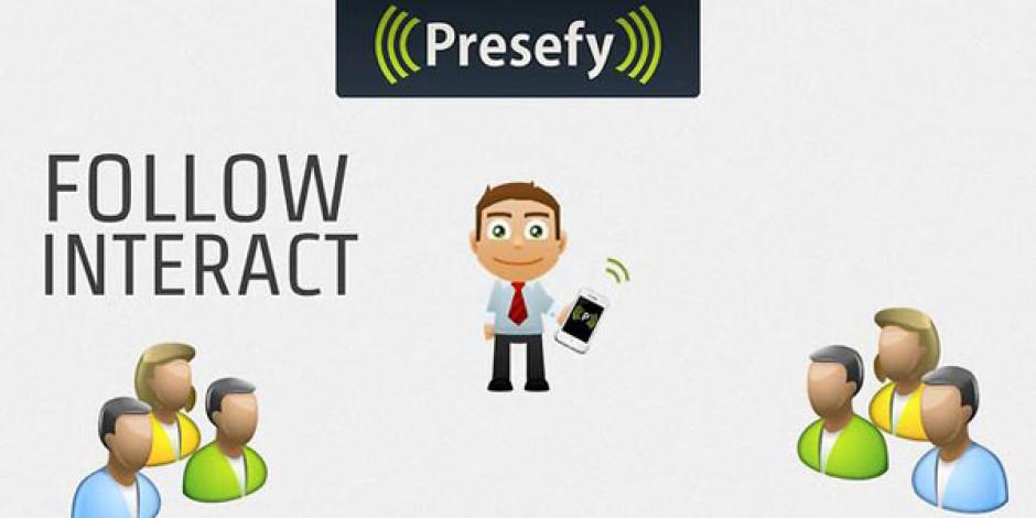 Presefy: Sunumlarda Yaşanan Uzaktan Kumanda Sorununa Pratik Mobil Çözüm