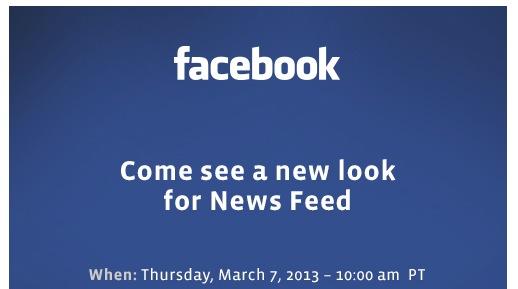 Facebook Haber Akışı Tanıtımı Etkinliği