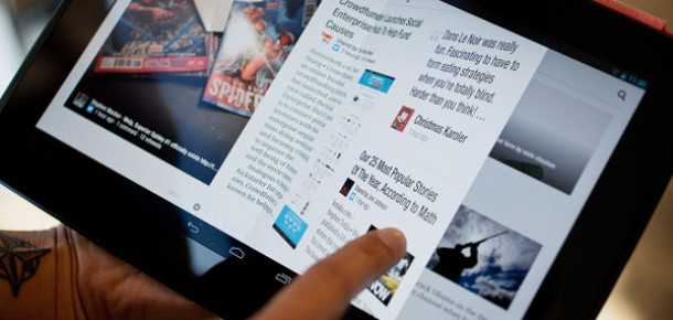 2013'de Tablet Pazarının Yeni Lideri Android Olacak
