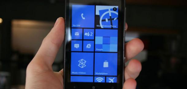 Windows Phone 145 Bin Uygulamaya Ulaştı