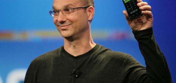 Android'in Kurucusu Android'den Ayrıldı