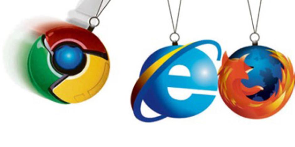 Tarayıcı Rekabetinde Tek Kaybeden Google Chrome