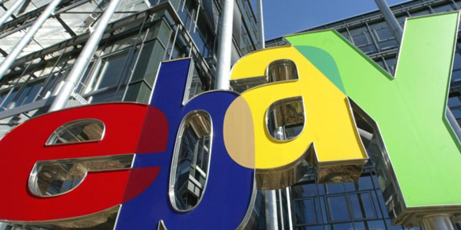 eBay 2015'te 300 Milyar Dolarlık Bir Pazar Olacak