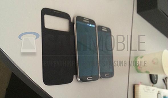 Galaxy S IV mini