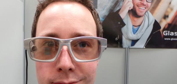 GlassUp: Google Glass'a Rakip mi Geliyor?
