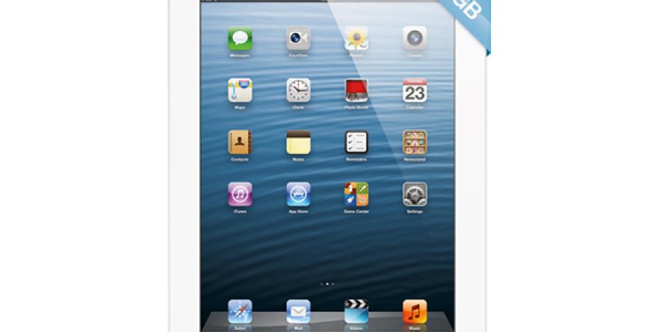 128 GB iPad Resmi Olarak Türkiye'de Satışa Çıktı