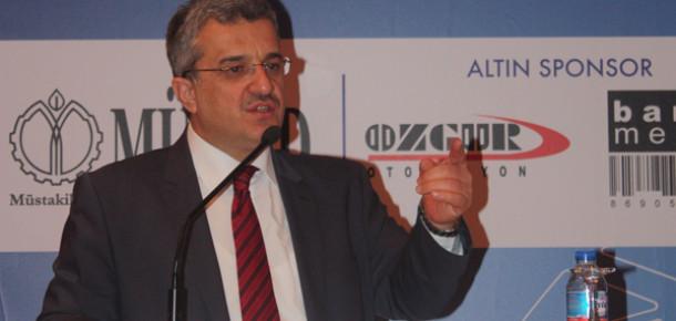 Türkiye'nin Kalkınmasında Kilit Rolü Bilgi Teknolojileri Üstlenecek