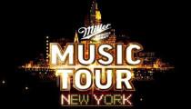 Miller Music Tour Twitter Bilgisine Güvenenleri New York'a Götürüyor