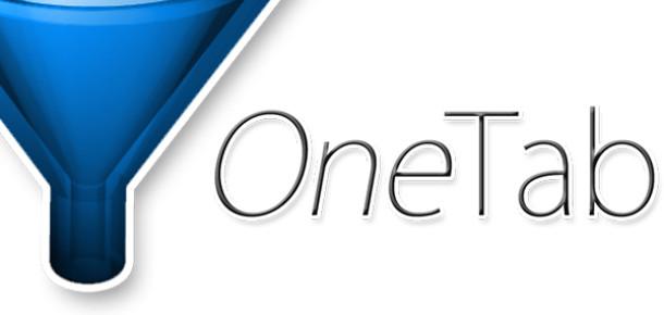 OneTab ile Chrome'da Açtığınız Tüm Sekmeler Tek Bir Sayfada