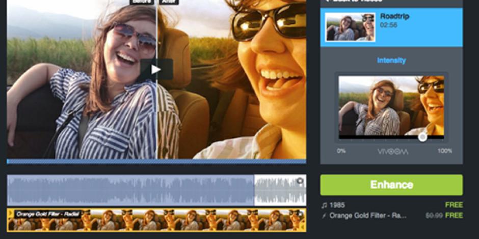 Vimeo Instagram Filtrelerini Videolara Taşıyor