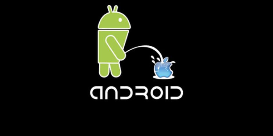 Tablet Savaşında Android iPad'i Geçmek Üzere