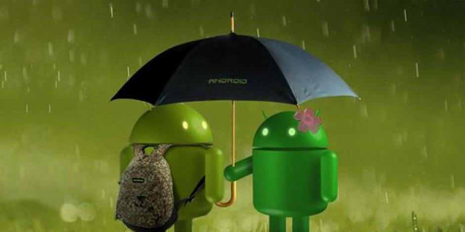 2013'te Satılan Her 100 Akıllı Telefondan 64'ü Android