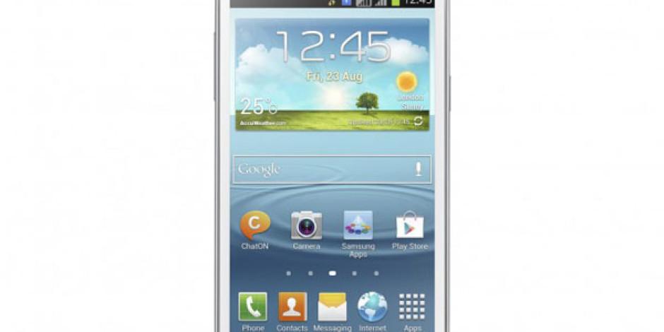 Samsung Yeni Akıllı Telefonu Galaxy Win'i Tanıttı