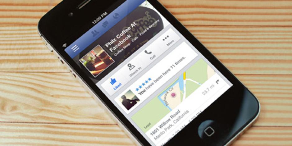 Facebook Mobil Sayfalar Arayüzünü Yeniledi
