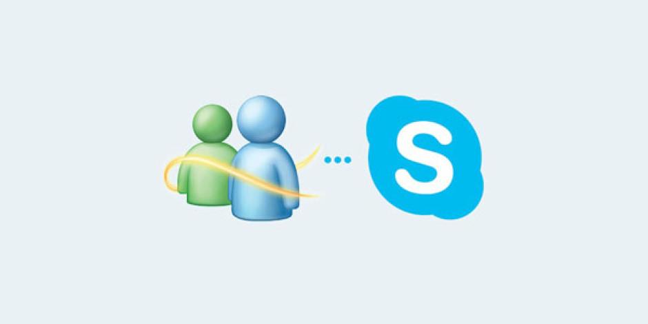 MSN Hesabı ile Skype'ta Oturum Açmak