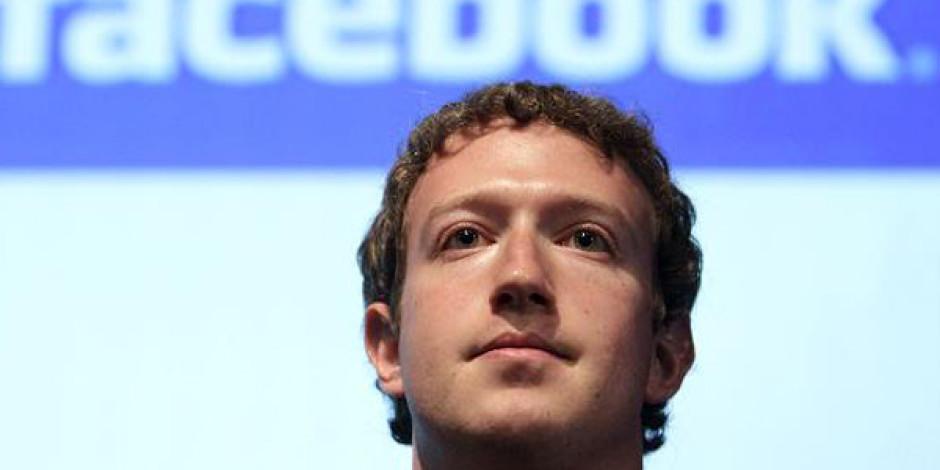 Mark Zuckerberg'in 2013 Maaşı 1 Dolar