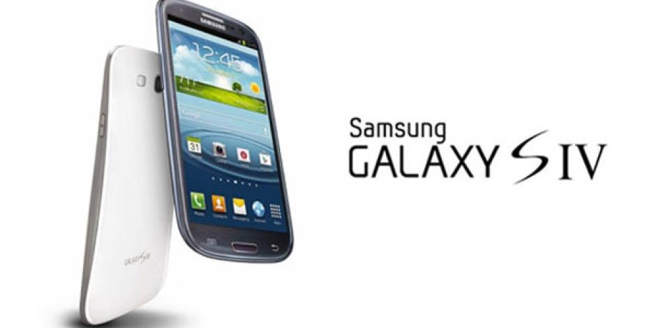 Galaxy S4 27 Nisan'da Türkiye'de, Siparişler Toplanmaya Başlandı