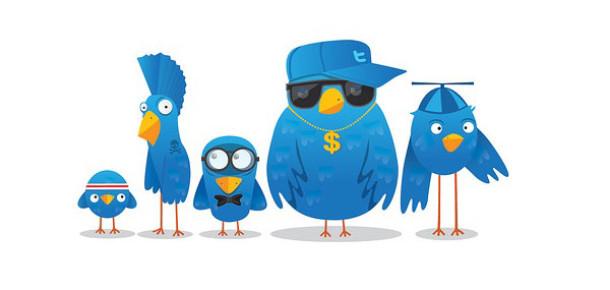 Twitter'daki Her Üç Link Paylaşımından Biri Görsel