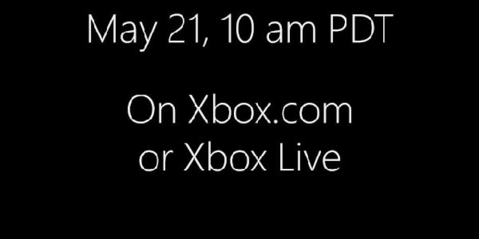 Yeni Xbox 21 Mayıs'ta Tanıtılacak