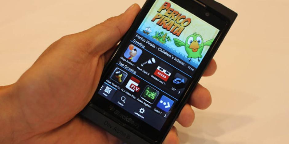 BlackBerry Türkiye'ye Özel BB 10 Uygulamalarını Tanıttı