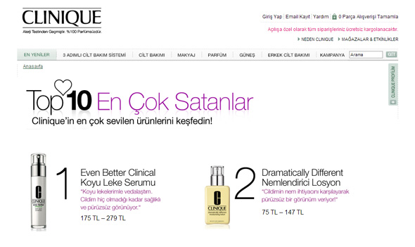 clinique.com.tr