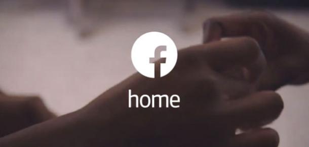 Facebook Home ve HTC First Tanıtıldı