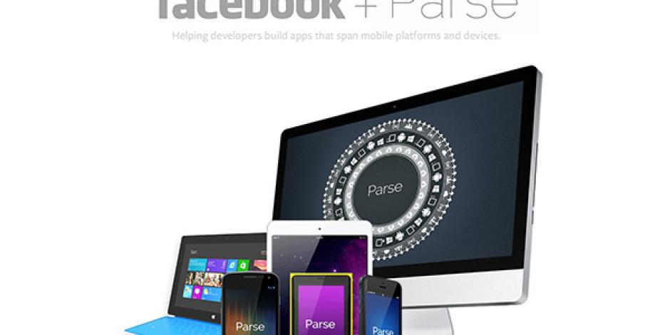 Facebook Uygulama Geliştirme Servisi Parse'ı Satın Aldı