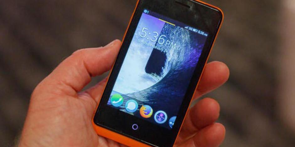 Firefox OS'lu İlk Akıllı Telefonlar Satışa Çıktı