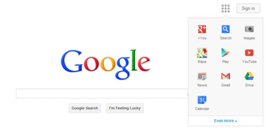 Google Ana Sayfa Tasarımı Değişiyor; Siyah Bar Kalkıyor
