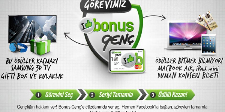 Görevimiz Bonus Genç: Garanti Bankası'ndan Bol Ödüllü Yarışma
